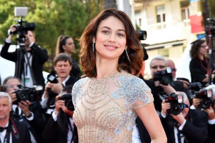 40 лет голливудской актрисе Ольге Куриленко. / Девушке Бонда – Ольге Куриленко исполняется 40 лет.