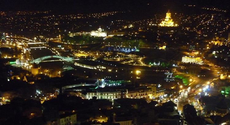 В Тбилиси грянула новая волна акций протеста