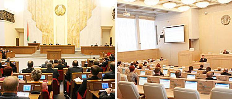 В Беларуси  начались досрочные выборы в парламент
