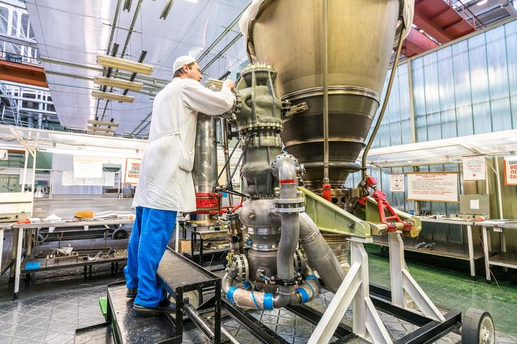 """""""Роскосмос"""" разработал схему двигателя для самолета, способного  запускать ракеты в космос"""
