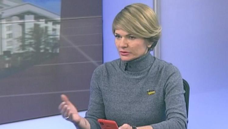 Украинские журналисты снова подсмотрели за депутатом