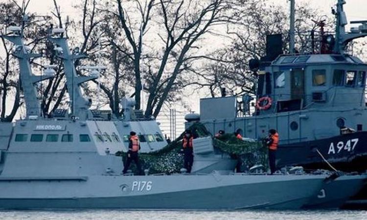 Украина продолжит судебные тяжбы с РФ после возвращения кораблей