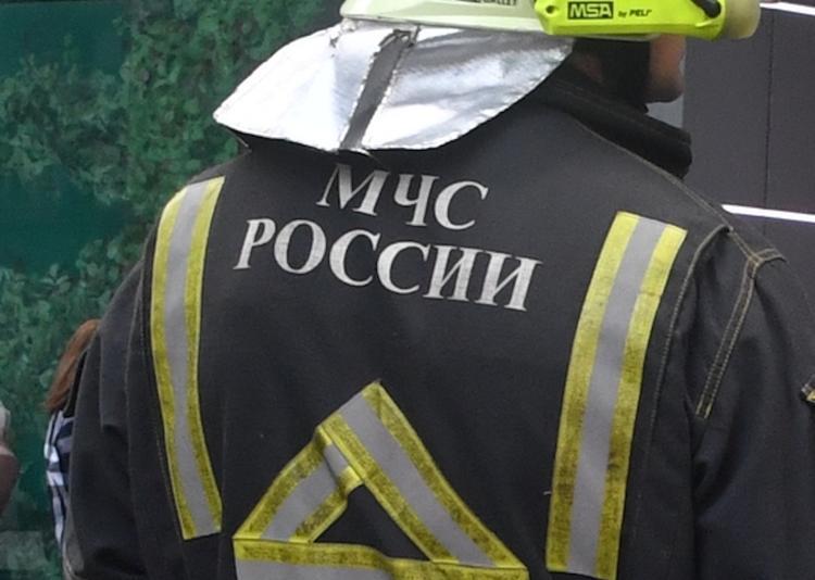 В Москве удалось потушить крупный пожар на складе
