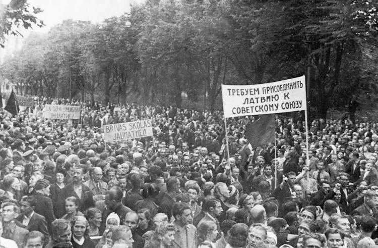 За отрицание оккупации в Латвии «светит» срок