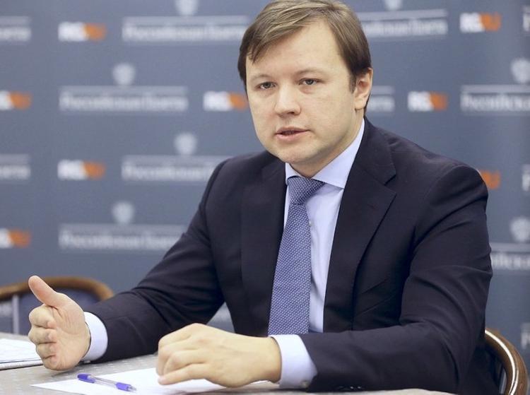 Владимир Ефимов: поступления в бюджет от НДФЛ выросли на 70 млрд рублей