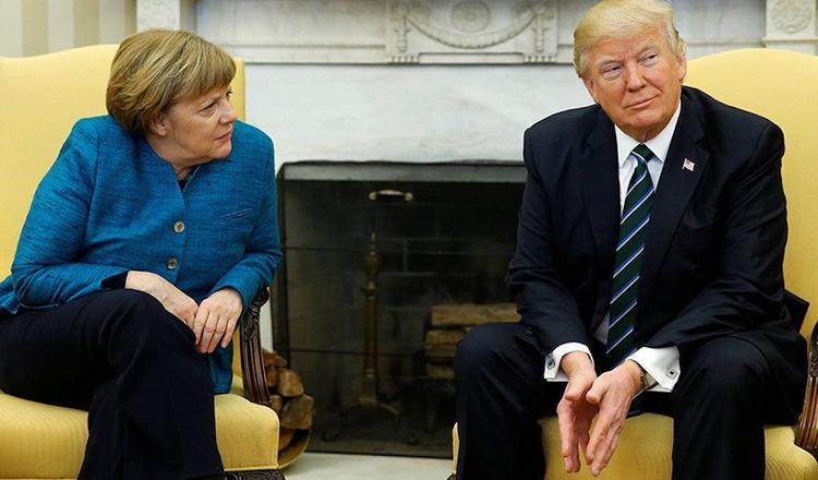 Германия тоже разочарована в НАТО