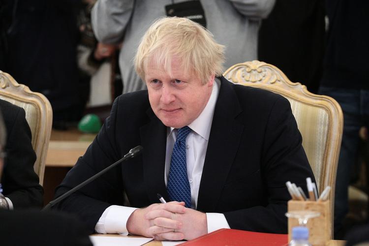 Русские снова «завербовали» британского премьера