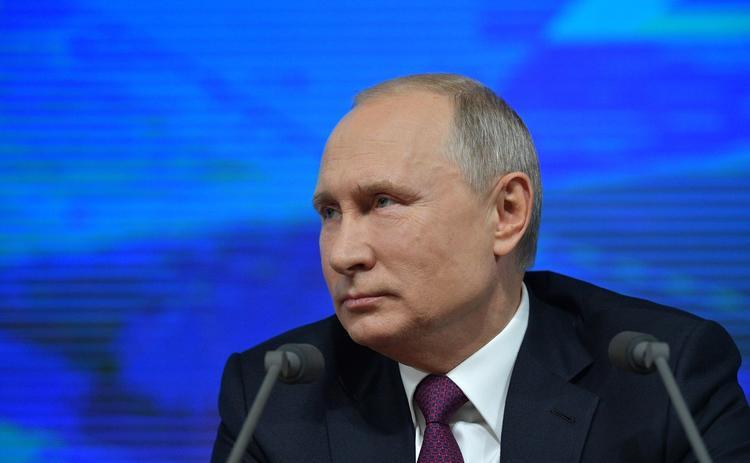 Путин поручил предпринять меры по увеличению размера реальных доходов россиян