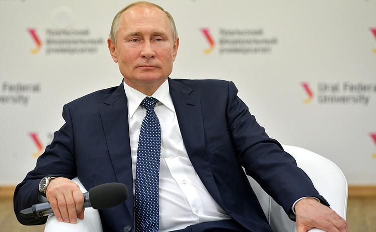 """Путин: """"Россия ни на кого не собирается нападать"""""""