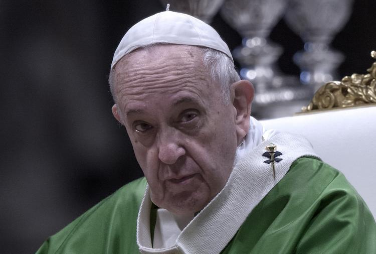 Папа Римский в шутку сравнил брак с тюрьмой