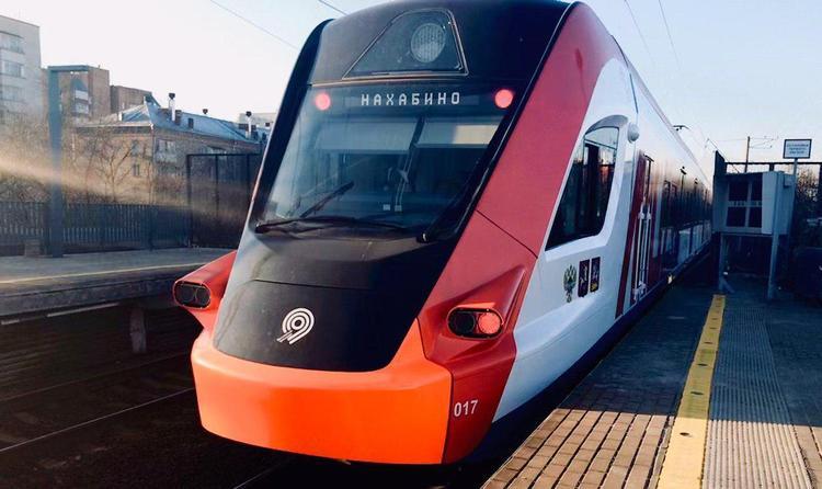 В Москве начали работу первые два диаметра наземного метро