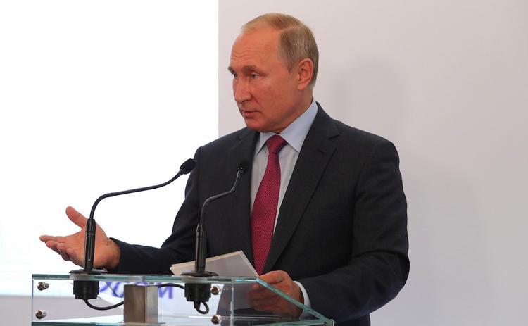 Названа дата проведения большой пресс-конференции Владимира Путина