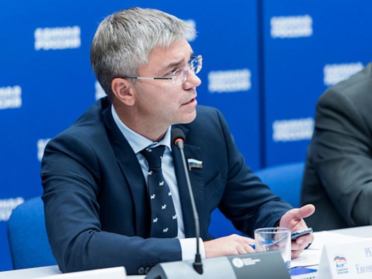 Ревенко: Рабочая группа «Единой России» по поддержке молодежных проектов позволит молодежи самореализоваться в разных сферах