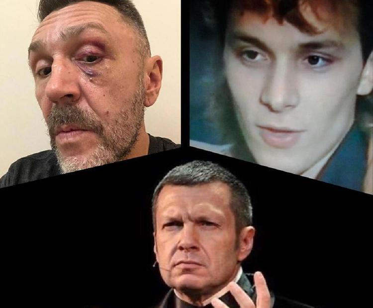 """""""Он не будет нужен нашей стране"""": Разин обратился к Соловьеву с просьбой о Шнурове"""