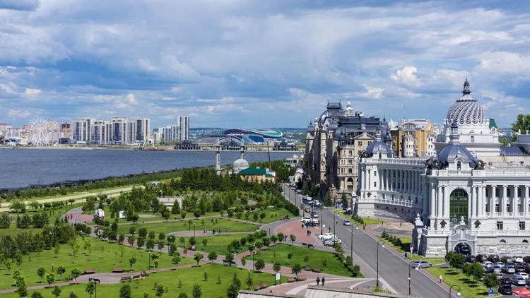 Казань признали лидером по качеству жизни в РФ