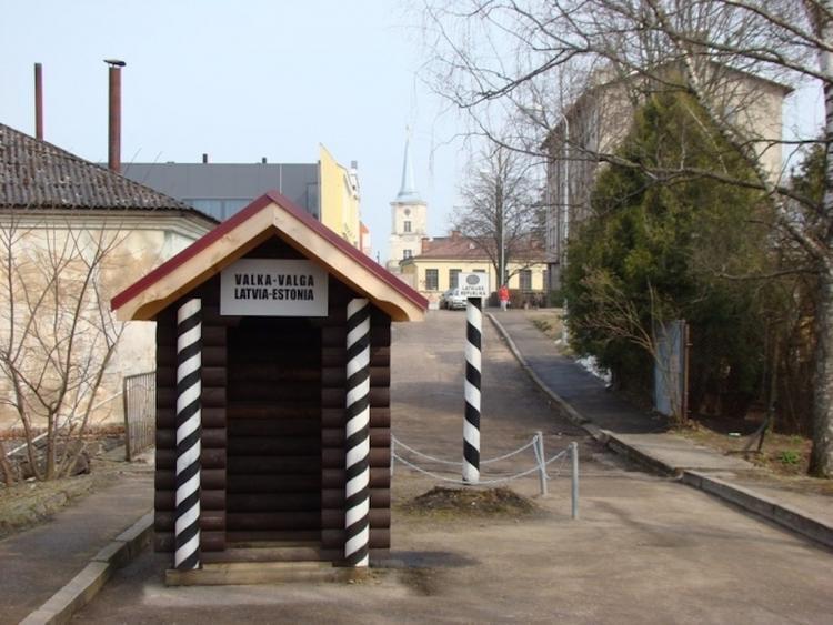 «Палата №6»: депутат Сейма предложил «объединить» Валку и Валгу