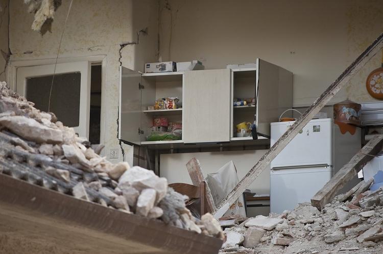 Гражданка России, ставшая свидетельницей землетрясения в Албании, рассказала о случившемся