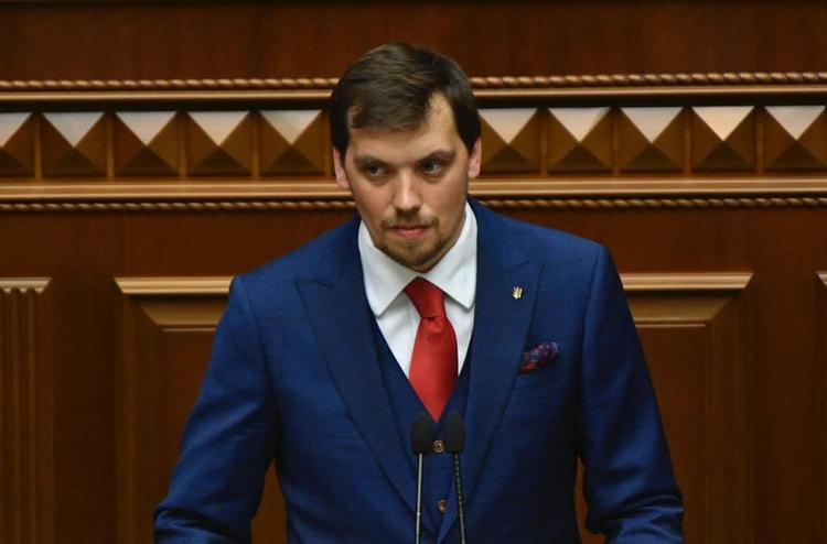 Премьер-министр Украины Алексей Гончарук «умоляет»  власти США ввести санкции против  «Северного потока-2»