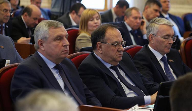 Депутаты ЗСК приняли поправки в законы, направленные на развитие АПК
