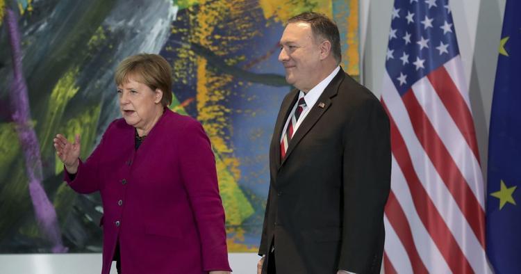«Северный поток–2» достроят раньше, чем США введут дополнительные санкции