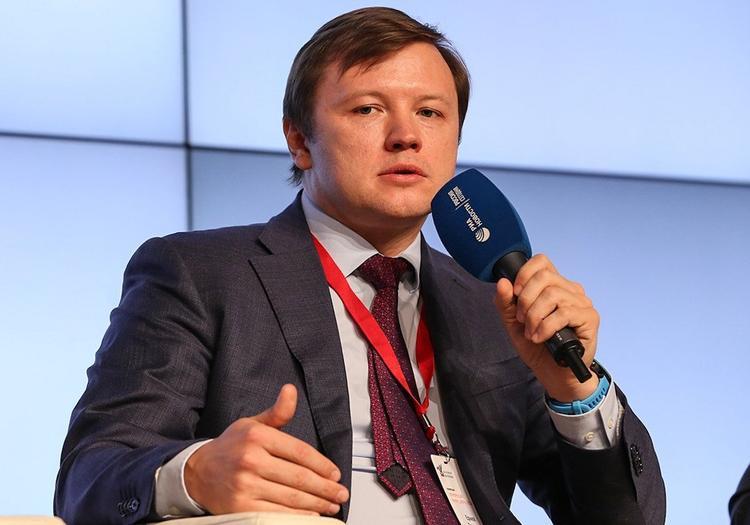 Владимир Ефимов рассказал, что поступления от налога на прибыль превысили 1,1 трлн рублей