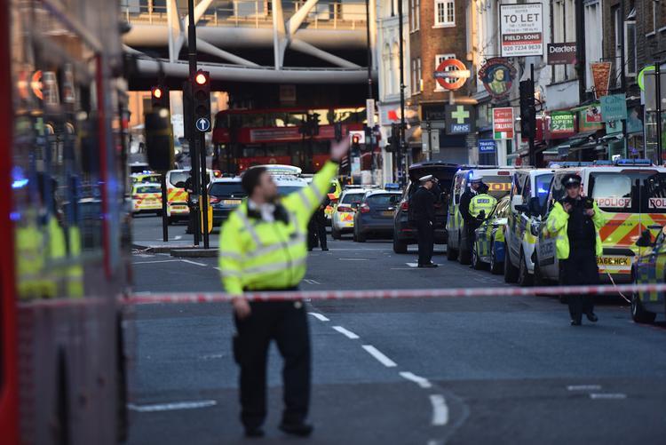 Появились новости о состоянии человека, который серьезно пострадал при теракте в Лондоне
