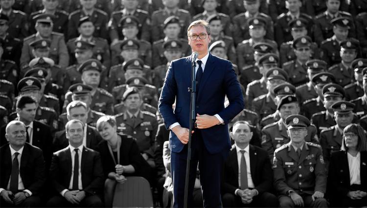 Стало известно, как экс-президент Сербии прятался от Лукашенко