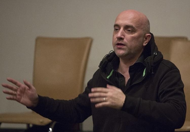 """Писатель Захар Прилепин предположил, к чему приведет """"отторжение"""" Донбасса от Украины"""