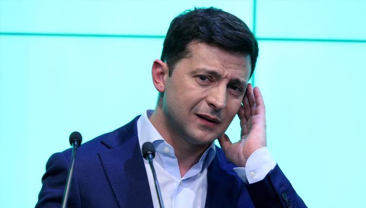 Зеленский грозит привлечь США к возврату Крыма