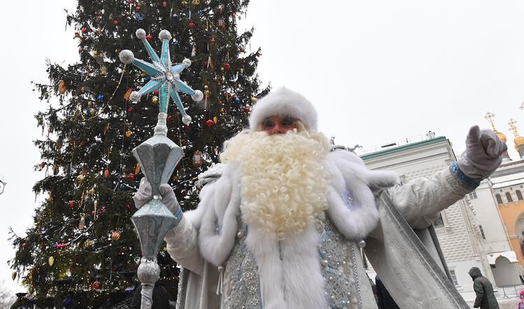 Главный Дед Мороз России рассказал, как правильно встретить 2020 год
