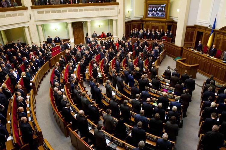 Депутат Рады обратился в СБУ из-за заявления Володина о возможности распада Украины
