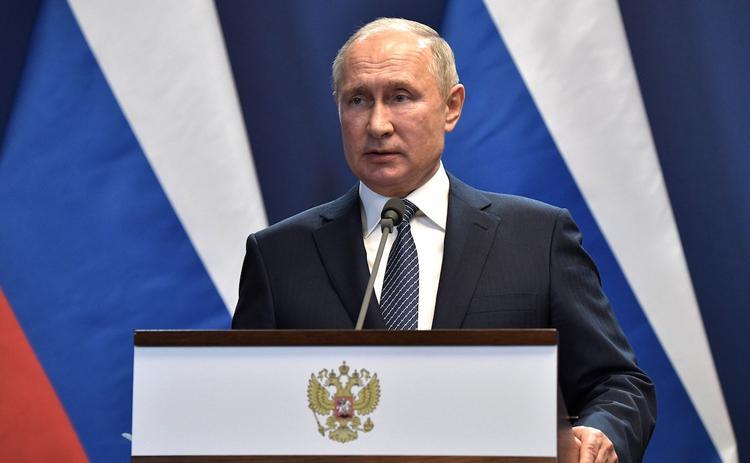 Путин одобрил бюджет ПФР на 2020-2022 годы