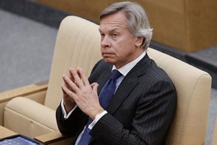 Пушков оценил решение Киева о смене руководства