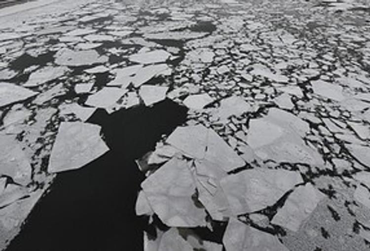 В Брянской области три ребенка  провалились под лед на реке