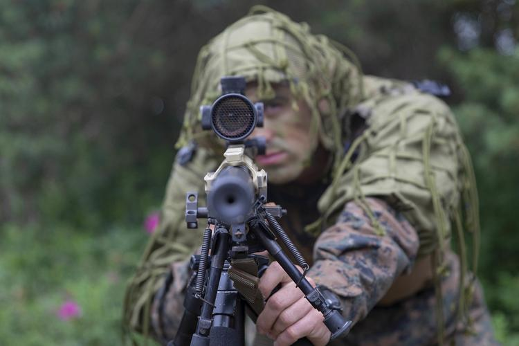 Ополченцы Донбасса ликвидировали снайперов Центра специальных операций СБУ