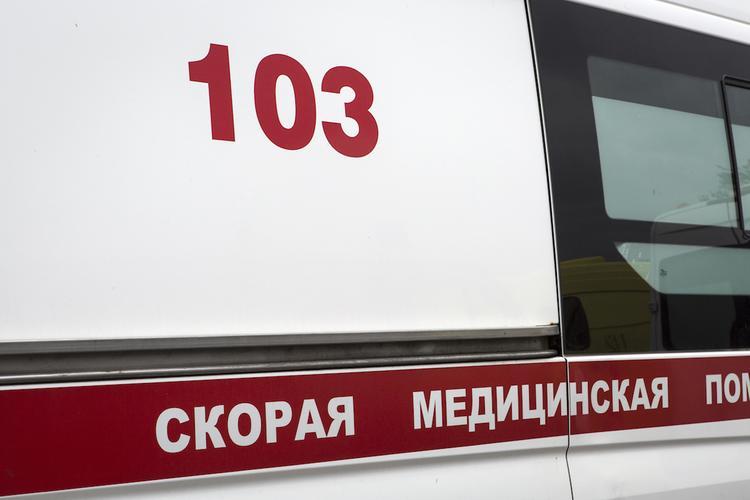 Под Воронежем перевернулся пассажирский автобус