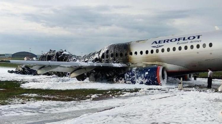 Родные жертв катастрофы SSJ-100 в Шереметьеве не согласны с обвинением в катастрофе командира экипажа