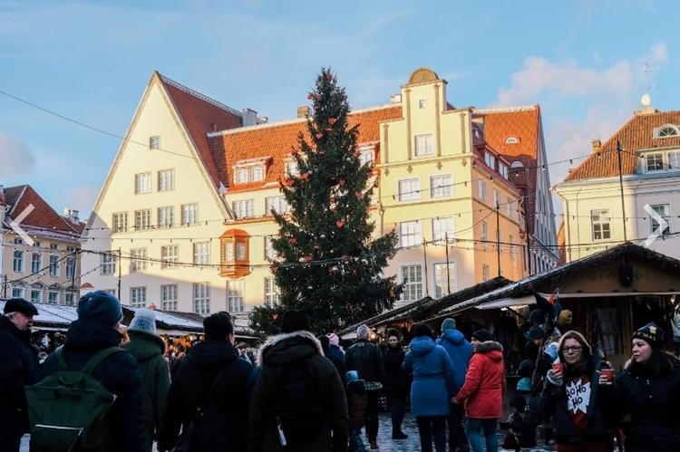 Таллин в ожидании Рождества: сказка, которую не забыть