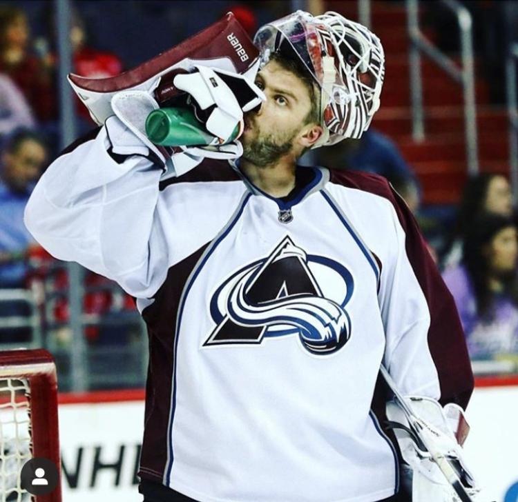 Хоккеист Семен Варламов стал первой звездой матча «Детройт» — «Айлендерс»