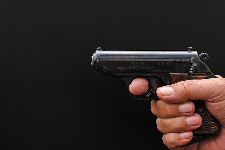 В Москве арестован безработный мужчина, который возил в машине оружие