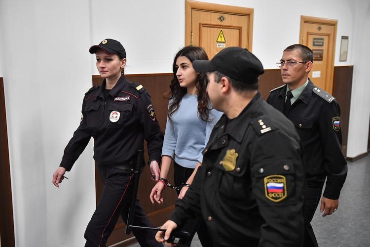 Следственный комитет РФ завершил расследование дела сестер Хачатурян
