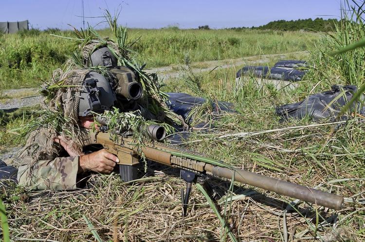 На Украине поведали об уничтожении элитных снайперов СБУ «новейшим оружием» ополченцев