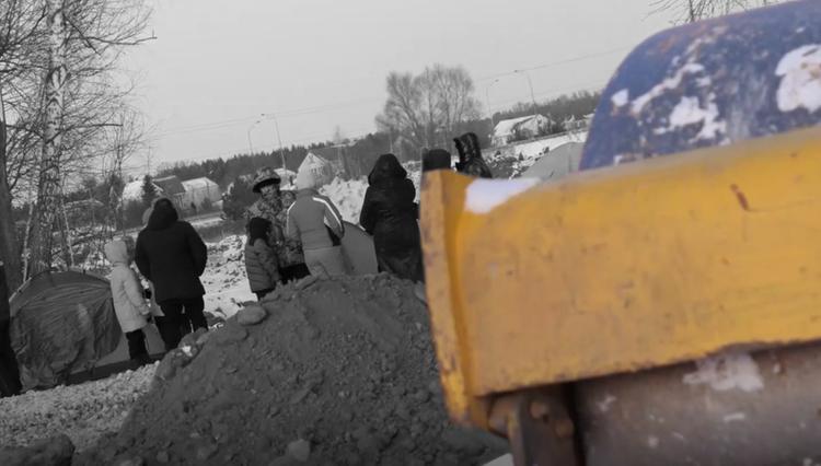 В Татарстане экоактивисты мешают построить мусоросжигательный завод