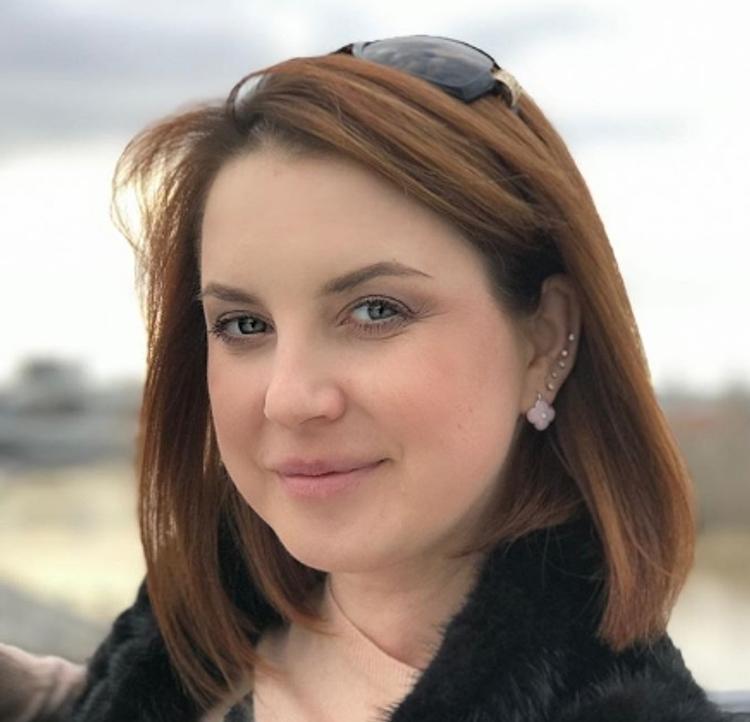 Ирина Слуцкая объяснила, почему развелась с первым мужем