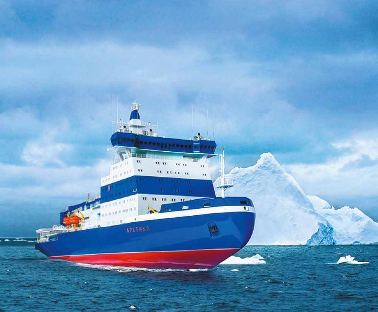 Российские военные пришли в Арктику вперёд нефтедобытчиков