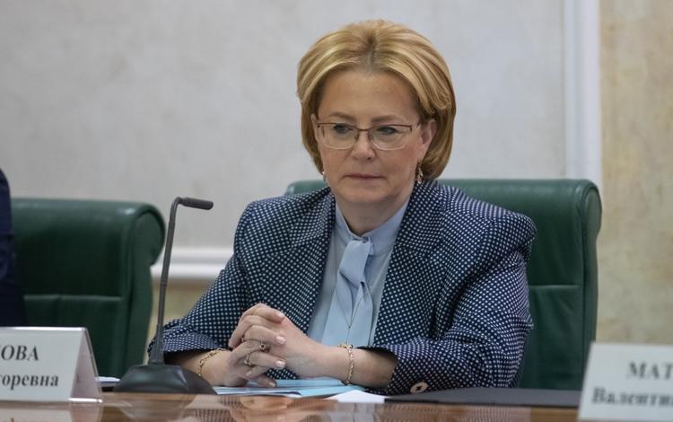 Министр здравоохранения России рассказала, почему не занимается спортом