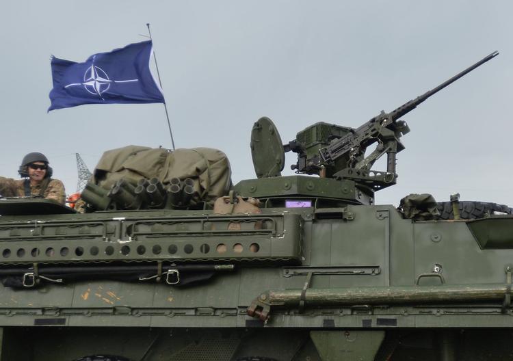 Немецкое издание назвало нового ключевого противника НАТО