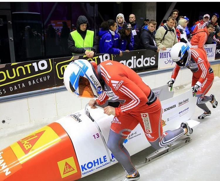 Российские конькобежки стали вторыми в командном спринте на этапе КМ