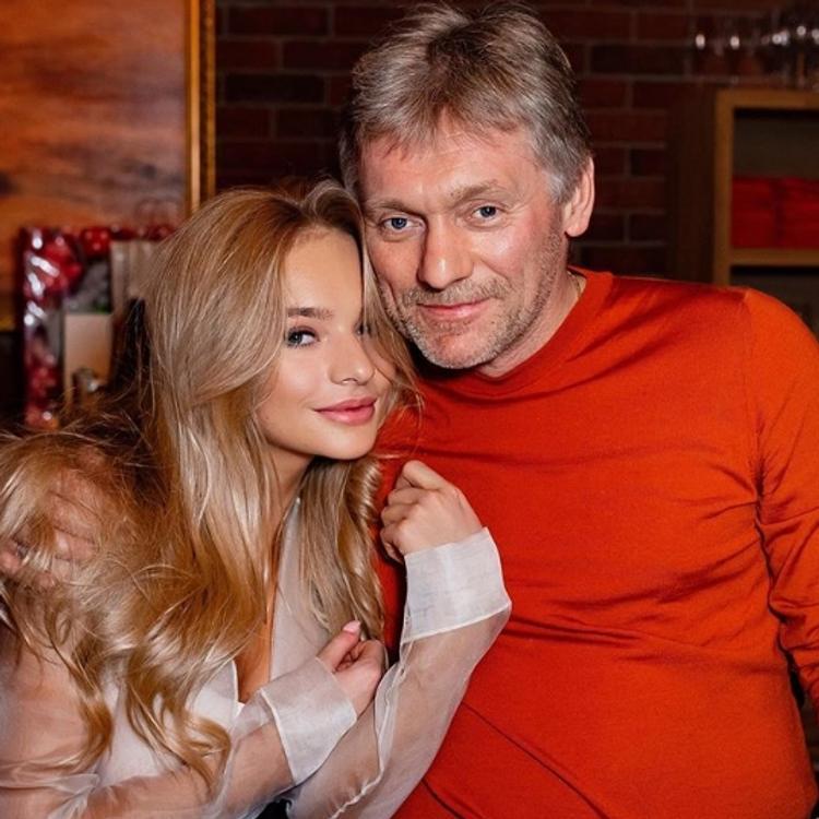 Елизавета Пескова рассказала о взаимоотношениях с отцом