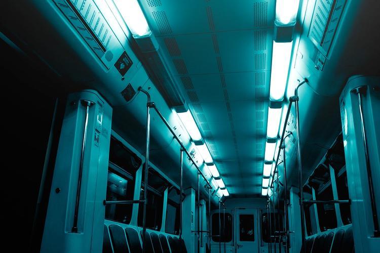 На серой ветке столичного  метро произошел сбой